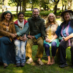 Social Permaculture in UK with Starhawk, Looby Macnamara, Robina McCurdy, Peter Cow and Robin Clayfield