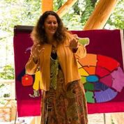 Robin Clayfield Teaching Permaculture Creatively
