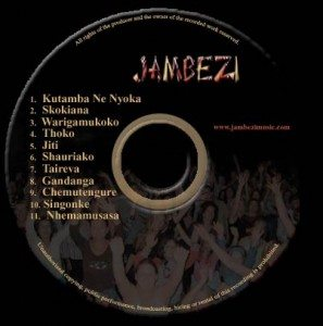Jambezi label 297x300 Jambezi Music CD