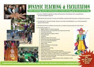 Dynamic teaching book info