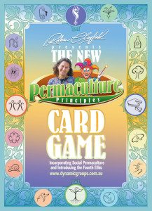 Robin Clayfield Permculture card game