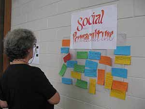 Social Permaculture with Robin Clayfield