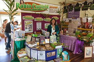 Robin Clayfield Stall by Steve Swaine