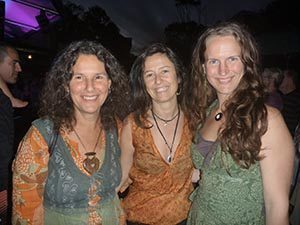 Robin, RuMi and Erin in 2013