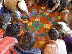 Dynamic Groups Card Circle