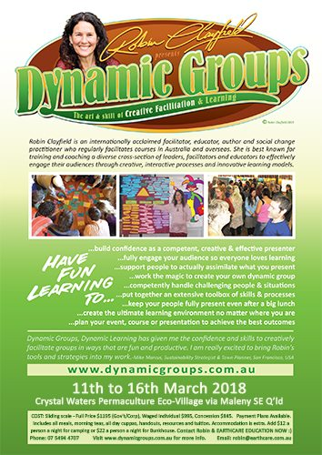 Dynamic Groups Course